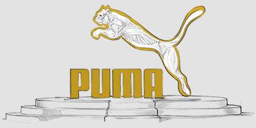 Identyfikacja wizualna firmy Puma