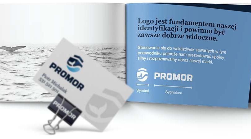 Corporate Identity - Przykład księgi identyfikacji wizualnej