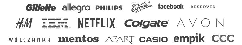Przykłady stworzenia tego jak wyglądają wzory logo